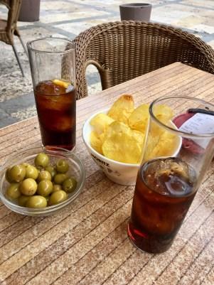 Vermouth in Besalu