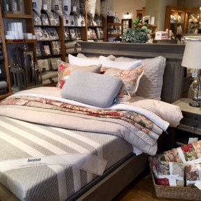 Find Your Best Night's Sleep on a Leesa Mattress at a Houston Pottery Barn