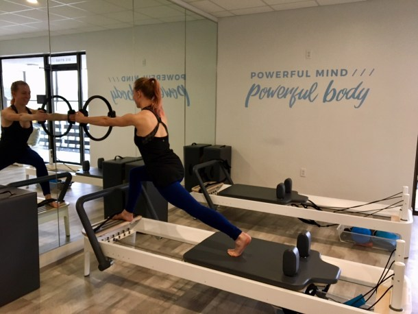 boost pilates houston west u