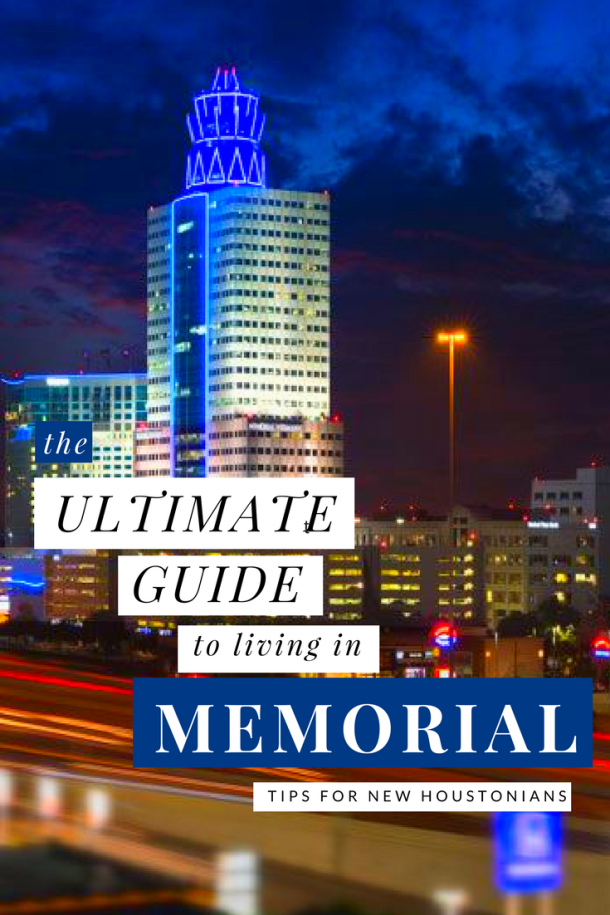 where to live in houston memorial guide