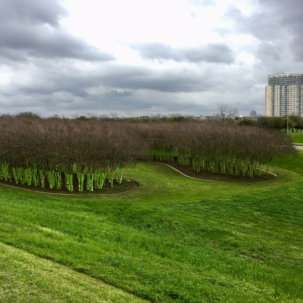 green trees houston waugh memorial