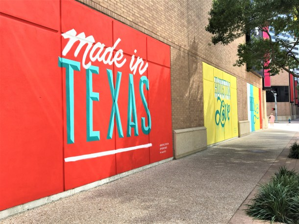 Pandr Design Brookfield Murals Downtown Houston