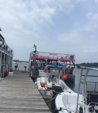 party barge lake travis hilton