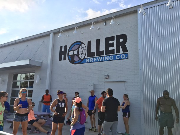 running club houston holler racepace