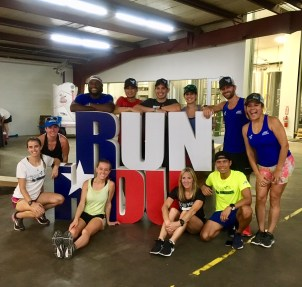 running club beginners houston eureka heights