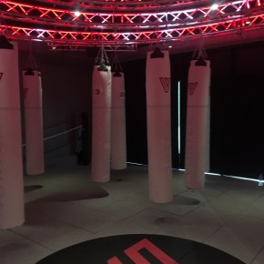 Heads Down, Gloves Up with Boxing Classes at Vortex Texas