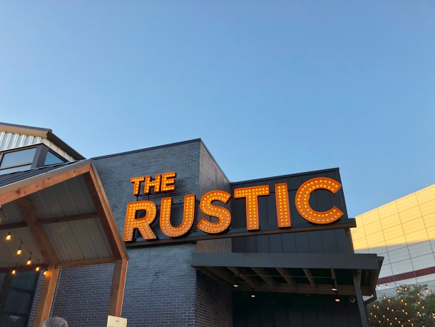 The Rustic Houston