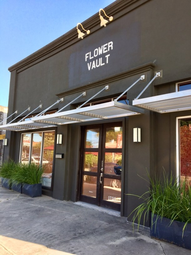 Flower Vault Houston Montrose Location