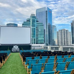 What to Know Before You Go to Rooftop Cinema Club