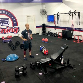 How to Survive an F45 Training Session