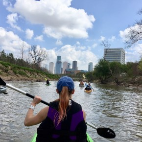 10 Reasons to Sign Up for the Buffalo Bayou Regatta