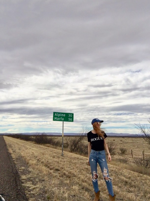 marfa winter where to take pictures