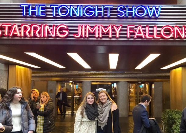 NYC first timers