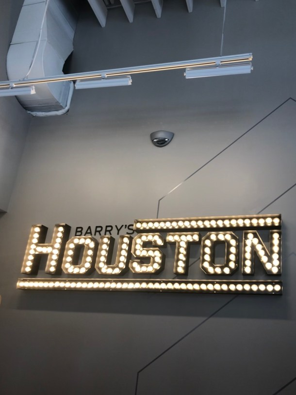 barry's bootcamp houston