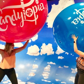 Sweet Dreams Are Made at Candytopia