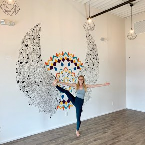 BEYOGA- Tiny Houston Heights Yoga Studio Brings Big Results