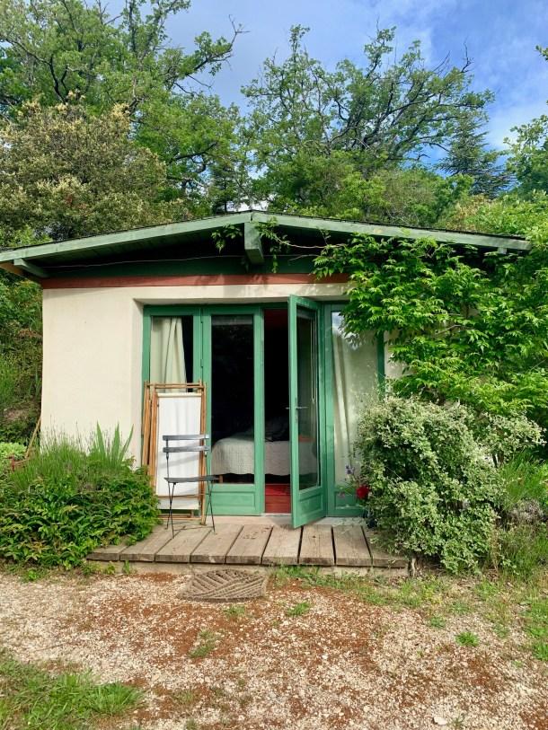 saignon provence airbnb gloriette
