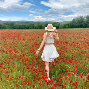 48 Hours in Provence, France Discovering Poppy Fields, Wine, & Village Life