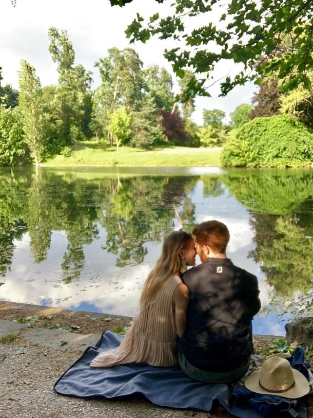 picnic Bois de Boulogne