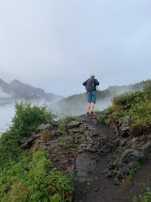 kananaskis centenial ridge hike
