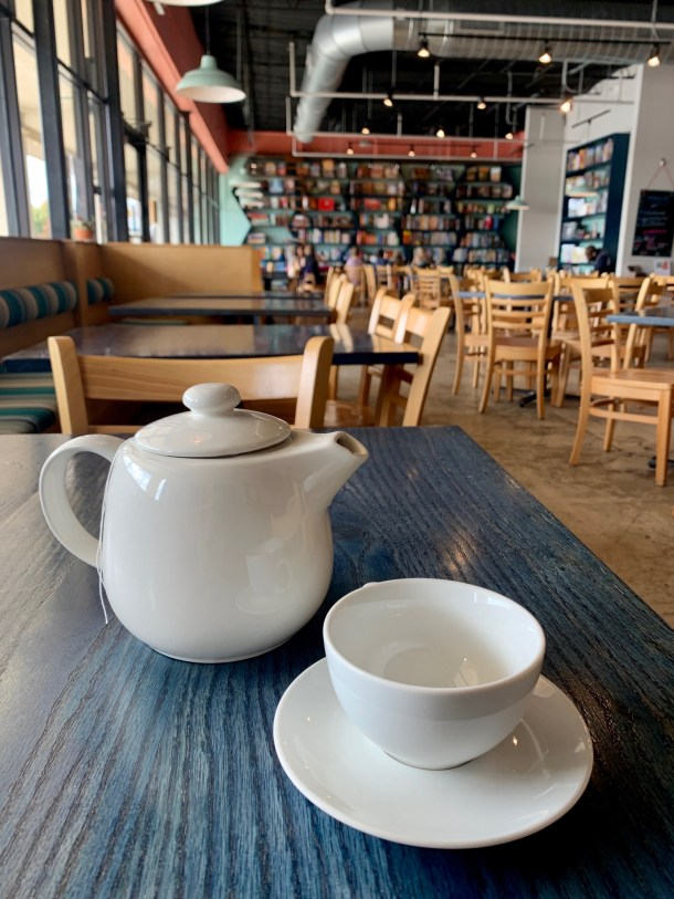 Tea & Victory Cafe