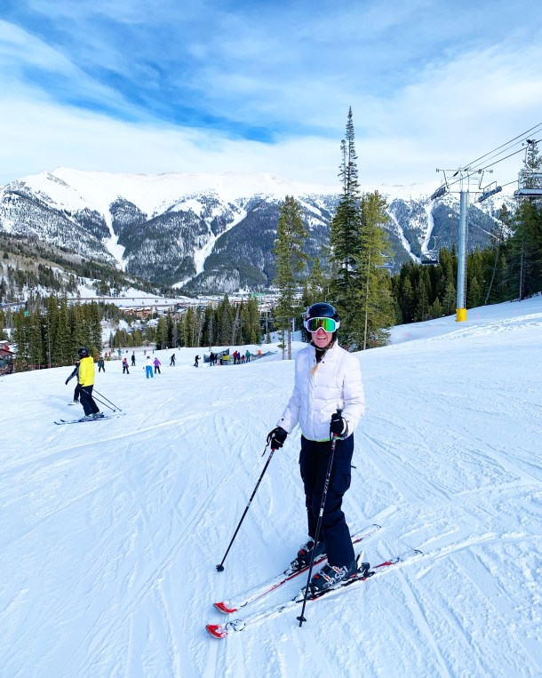 best ski weekend for texans