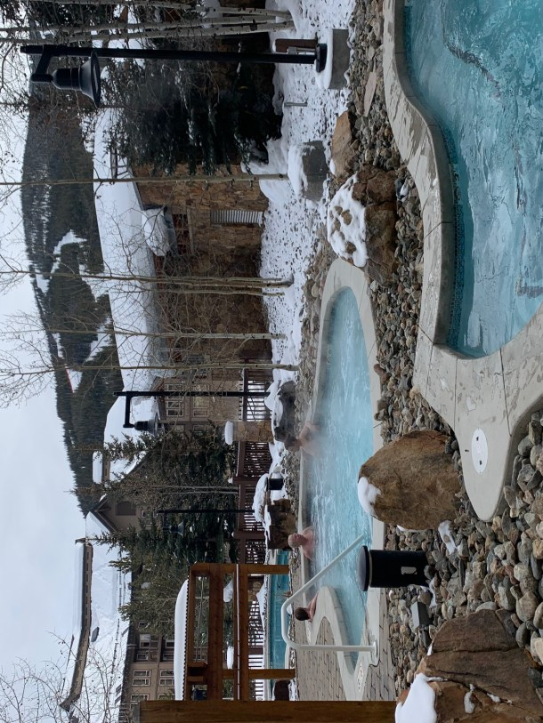 copper mountain hot tub passage point