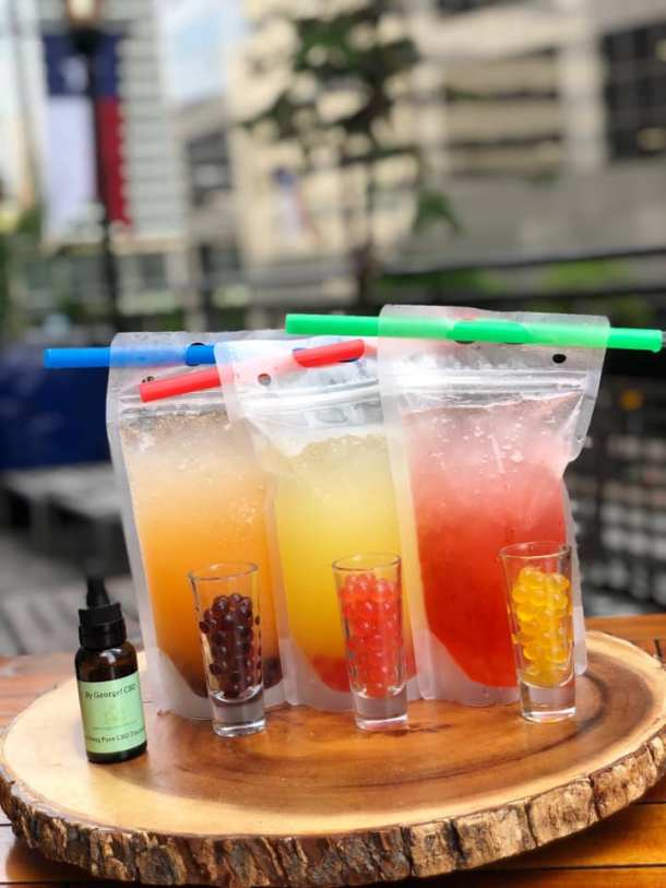 curbside cocktails in houston