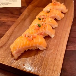 5 Go-To Houston Sushi Spots to Get To-Go