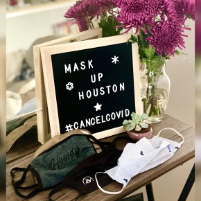Where to Get Protective Masks Made by Houstonians