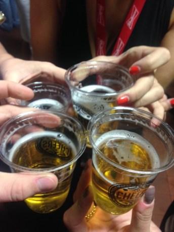 Budweiser tour Houston #madeinhouston