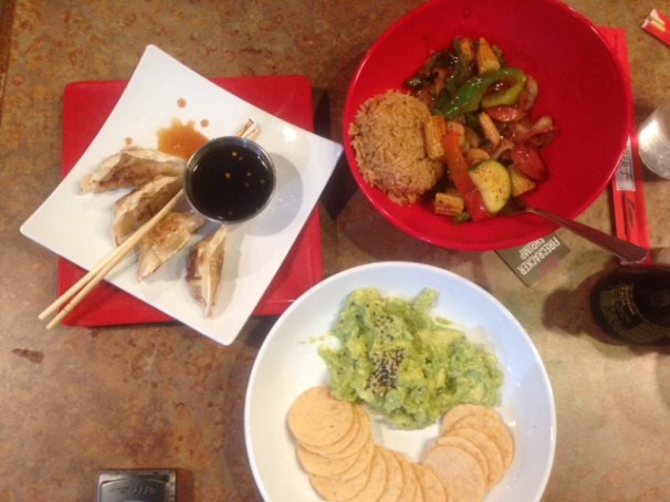 Genghis Grill Houston