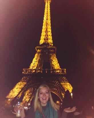 Wine + Paris.