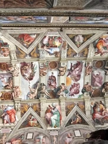 vatican-sistine chapel