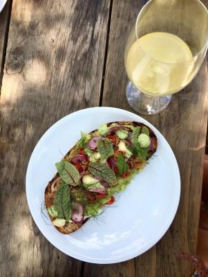 presidio avocado toast houston