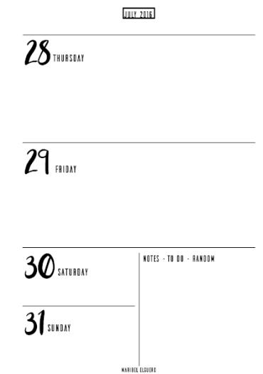 planner 1693