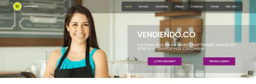 Páginas web ITSoftware SAS