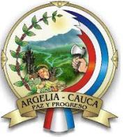 Banco de proyectos Argelia - Cauca