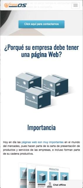 Diseño web Colombia