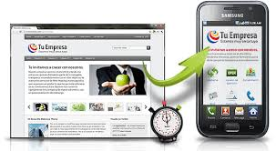 PAGINAS WEB MOVILES