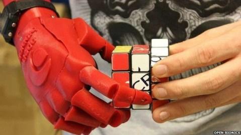 Robótica y protesis inteligentes