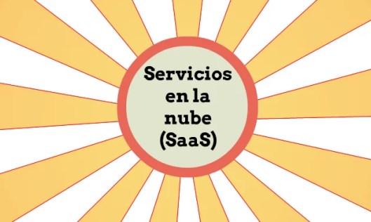 Servicios en la nube SaaS