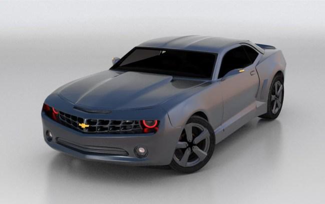 Rendering of Car ITSoftware SAS