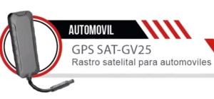Rastreo Satelital de Vehículos automotores
