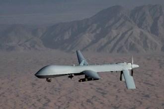 Drones para ataques militares
