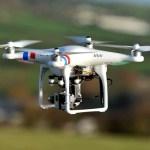 Drones para capturar datos