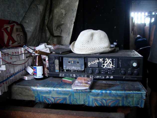 Традиционная музыка. Балийский транс. По дороге в Амед