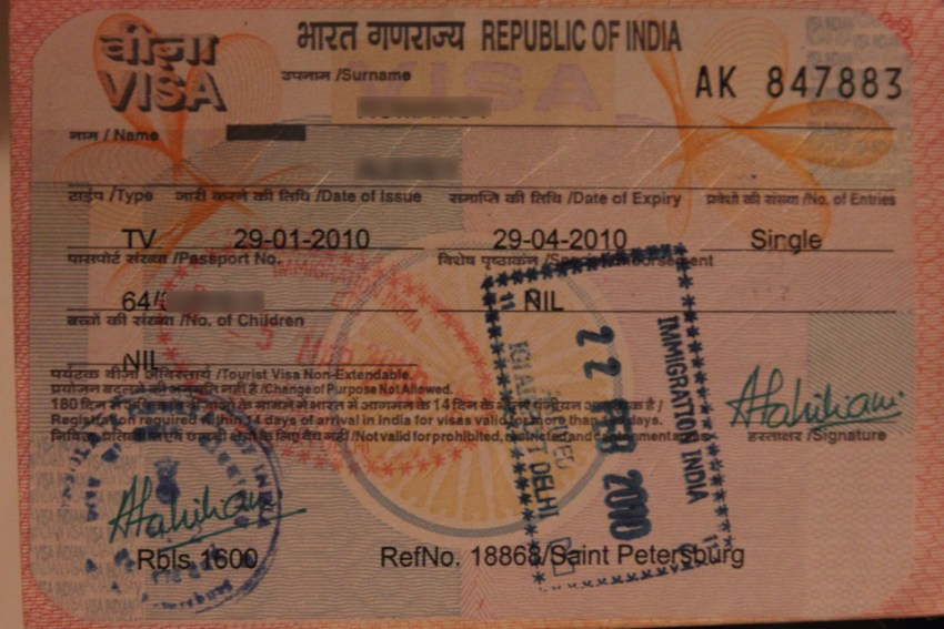 Visa to India in Phnom Penh