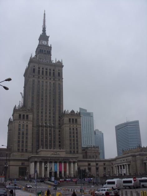 Варшава. По следам холокоста