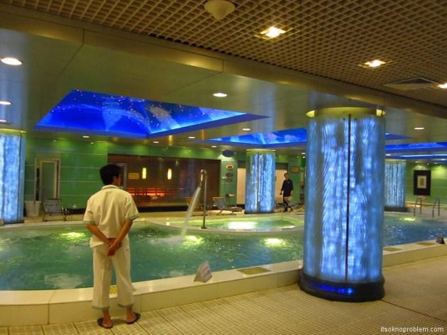 Роскошные бани в Шеньчжене